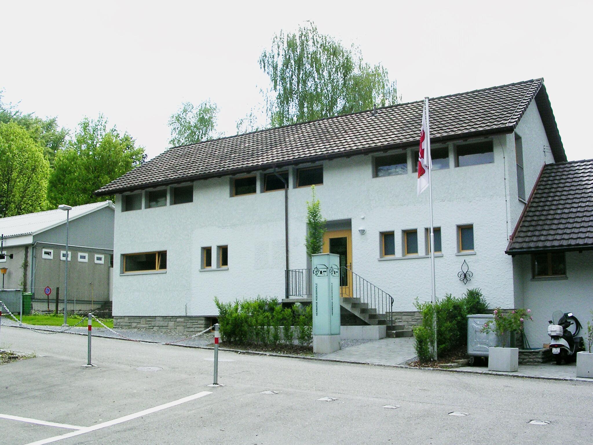 Herberge Rüegerholz